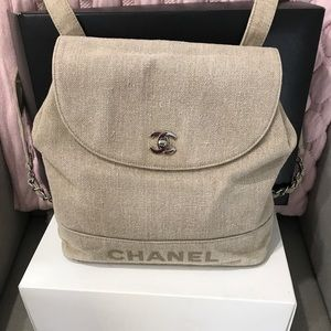 CHANEL BAG PACK